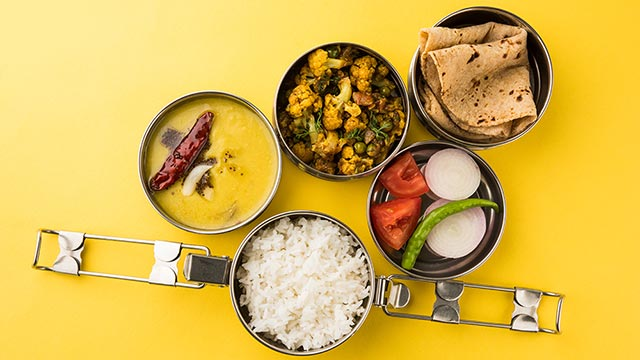 Home Tiffin Service Startup Looking for Investors