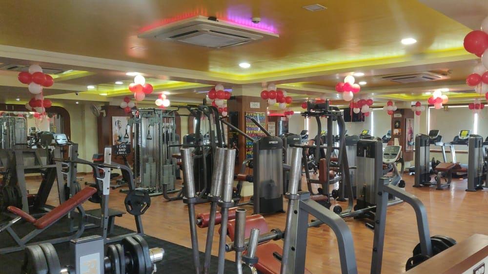 Gym Franchise for sale