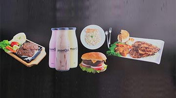 Continental Restaurant with premium milkshake franchise for sale in Trivandrum