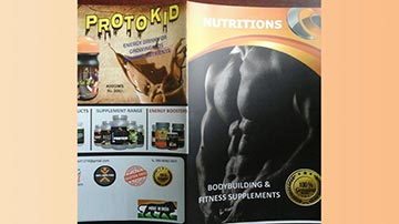 Food and Protein Supplements Manufacturer and Trader Looking for Investors