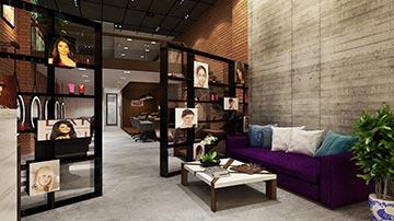A profitable luxury salon for sale