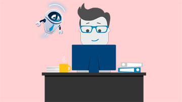 Robotic Factory , RPA , AI , OmniChannel, IoT