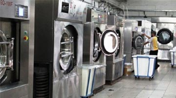 Investors required for a Pune based dry cleaning business serving Indian Railways & Hotels.