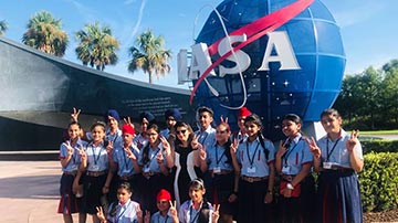 Educational trip to NASA USA business franchise is for Sale