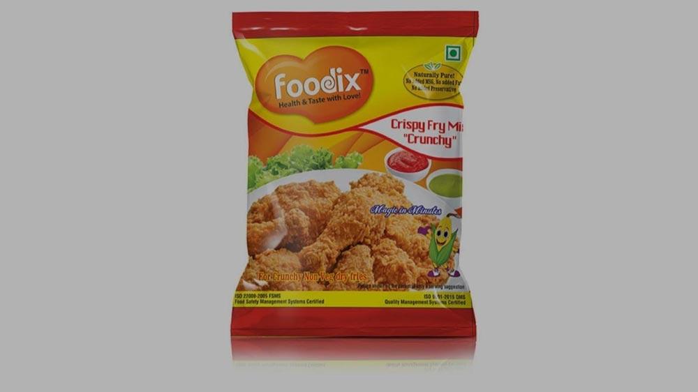 Manufacturing Of Food Ingredients