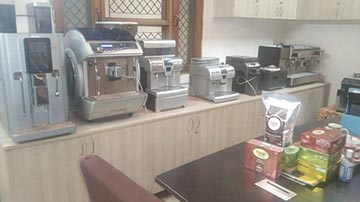 start up of Coffee Vending