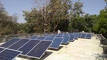 seeking buyers for solar industry