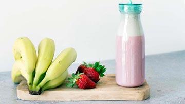 A profitable running Milkshake QSR on sale