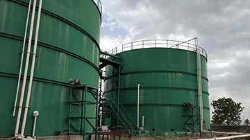 Well Established Biogas Plant for Sale in Kadapa