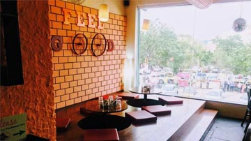 Profitable running 3.5 year old multi-cuisine restaurant registered on all online platform for Sale in Gurgaon