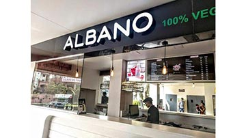 Renowned Albano Franchise Cafe on Sale - Prime location in Pune