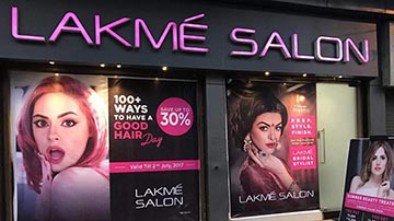 A franchise of a leading beauty salon for sale