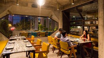 Buy Profitably running Fine Dine Restaurant located in Ghaziabad