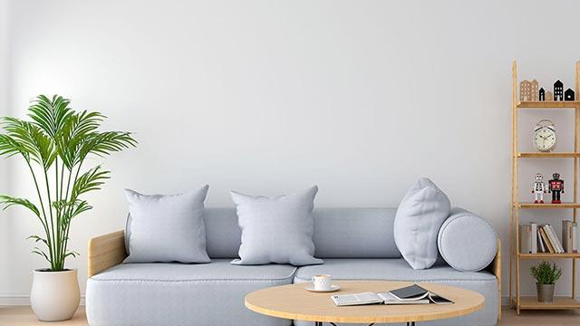 modern interior startup