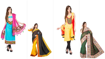 Online B2C Retail Indian Women Wear Business for Sale