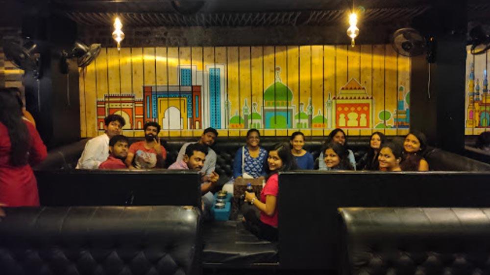 restaurant in Vijayawada