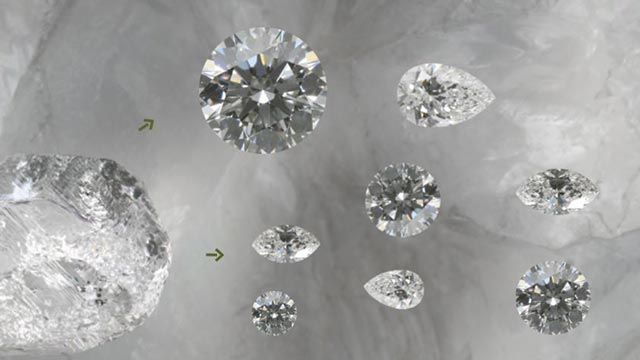 Gold & Diamond Manufacturing  company, currency expanding business into Polish diamond manufacturing from Rough diamonds