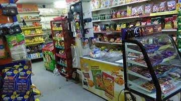Running Grocery Store up for Sale in South Delhi