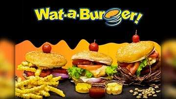 One year old profitable Burger joint franchise is on sale