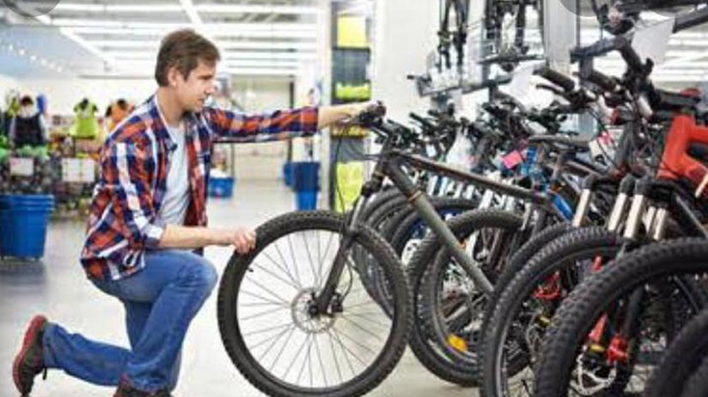 seeking investor for Pre-owned Bicycles