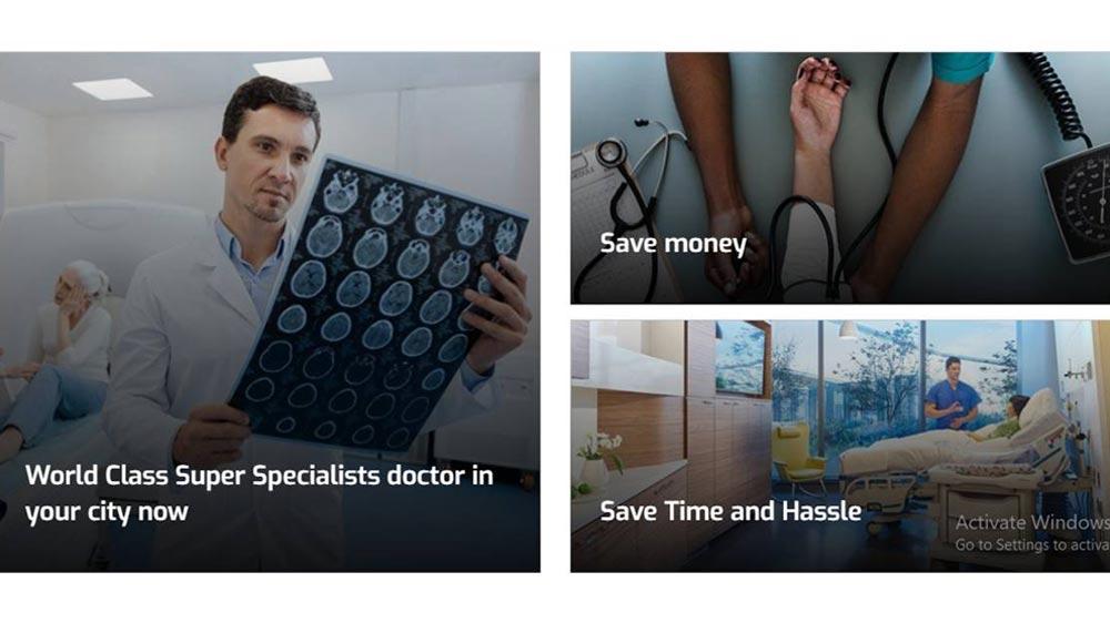 medical startup