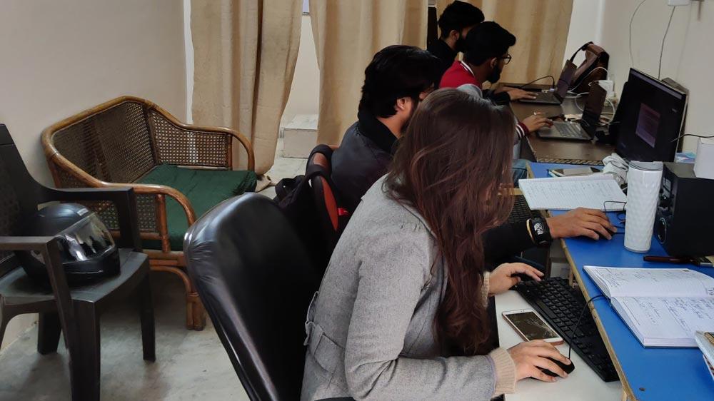 Tech based learning