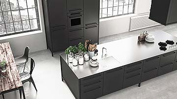 Modular Kitchen Showroom is for sale