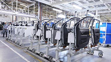 Auto components manufacturing unit for sale