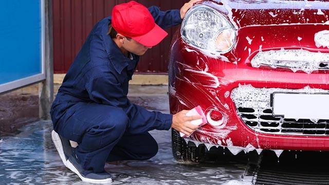 Unique startup idea and concept of car wash business require investors for business establishment
