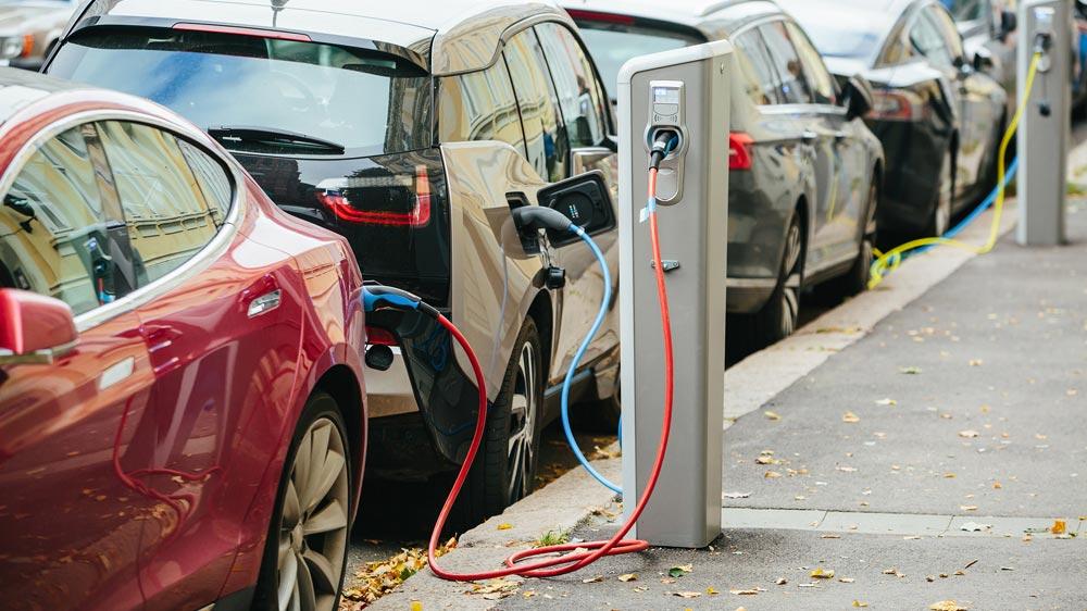 Automobile Electric vehicles