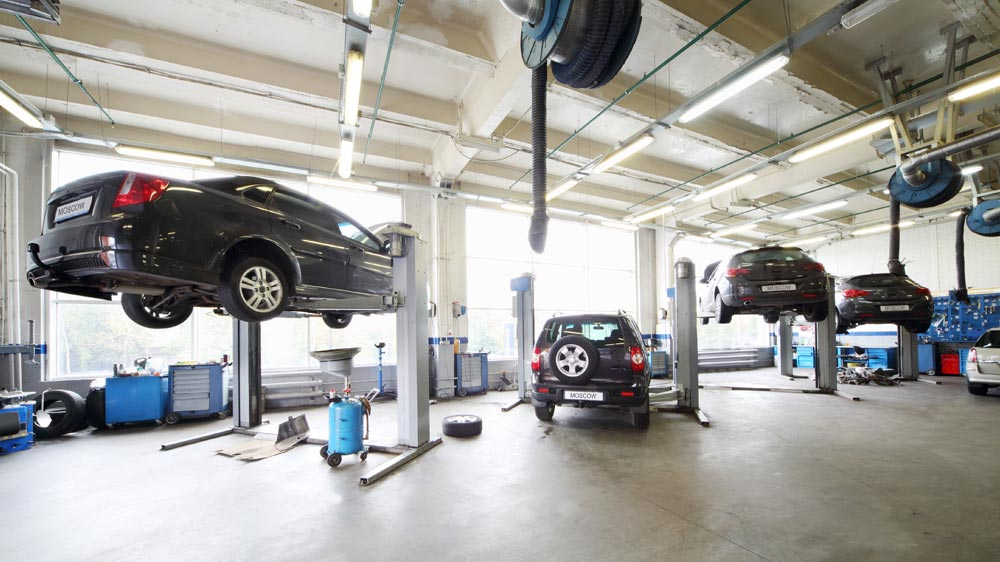 Automobile Maintanance & repair