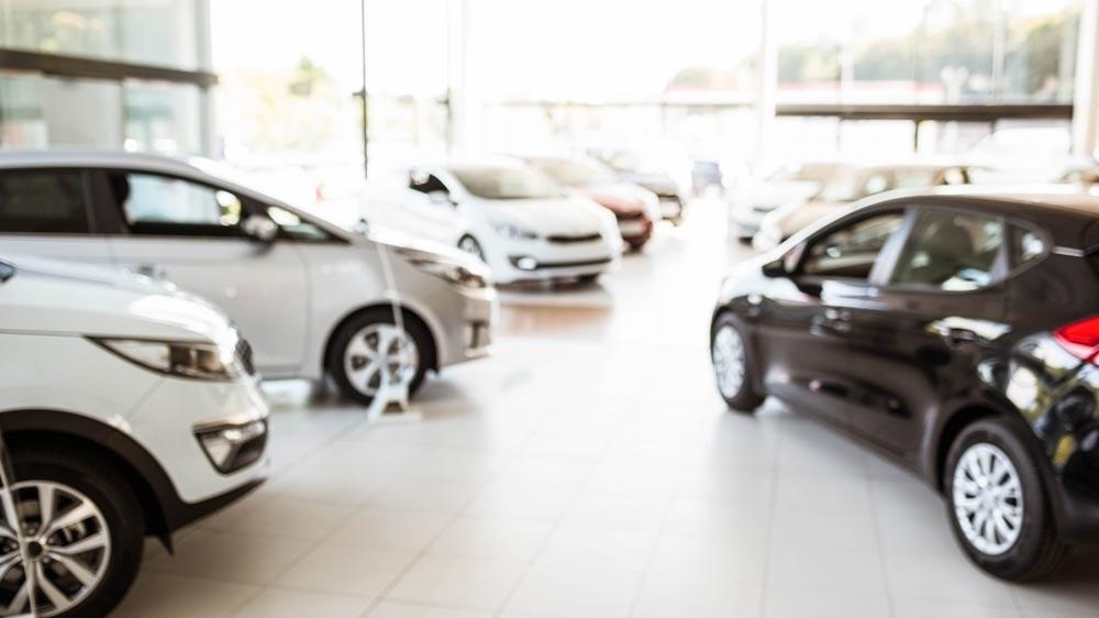 Automobile Showrooms