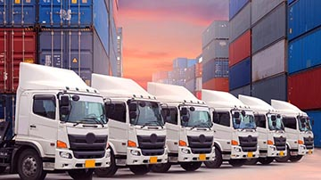 Want investor for further expanding our transport business