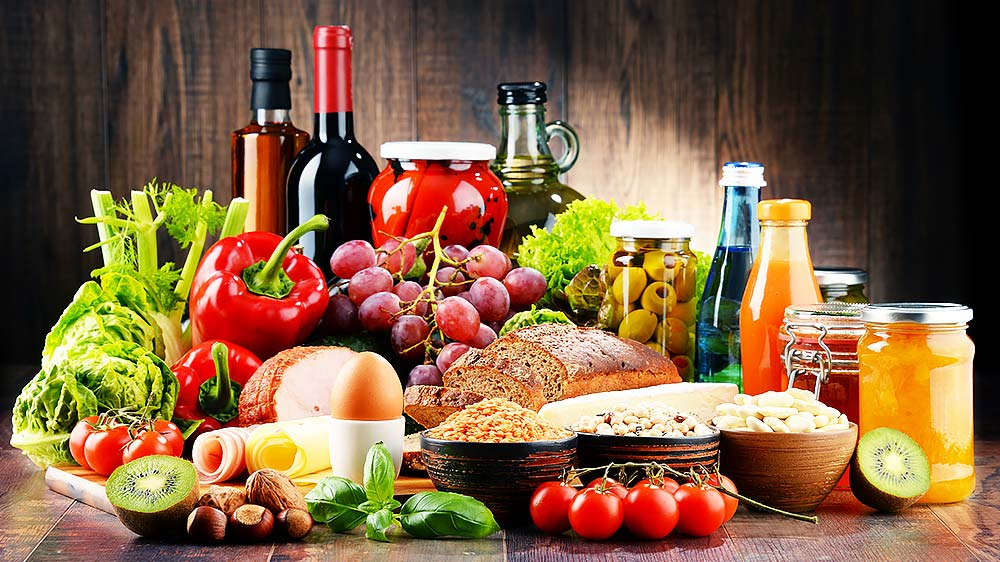 Food & beverage products