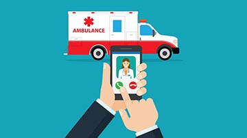 Established Ambulance service business for sale