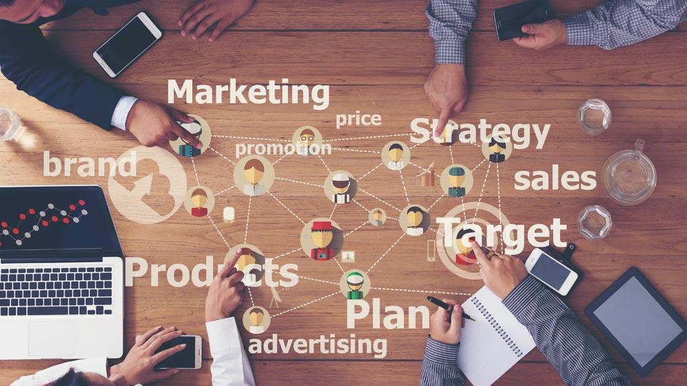 Advertisement & media services